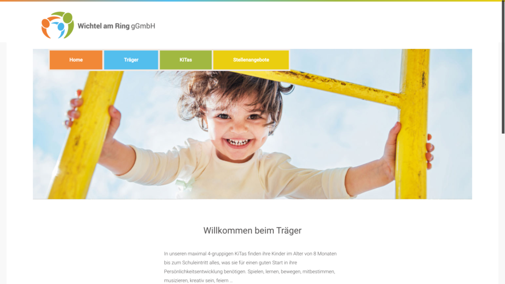 Wichtel am Ring – Umsetzung in WordPress